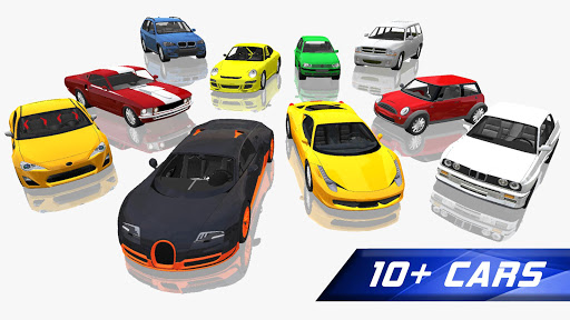 Racing in City - In Car Driving 3D Fast Race Game 2.0.2 screenshots 4