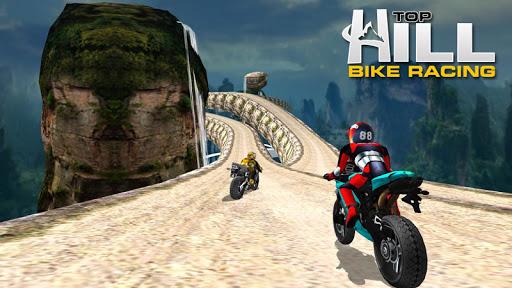 Hill Top Bike Racing screenshots 3