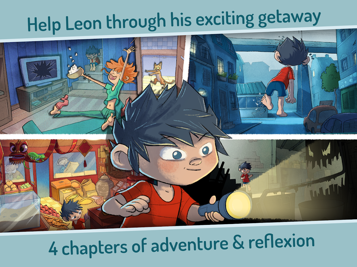 SwapTales: Leon!- screenshot