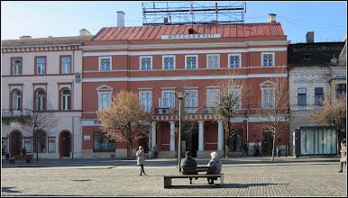 Photo: Cluj-Napoca - Piata Unirii, Nr.10 - monument istoric, constructie din 1827 - 2018.01.31