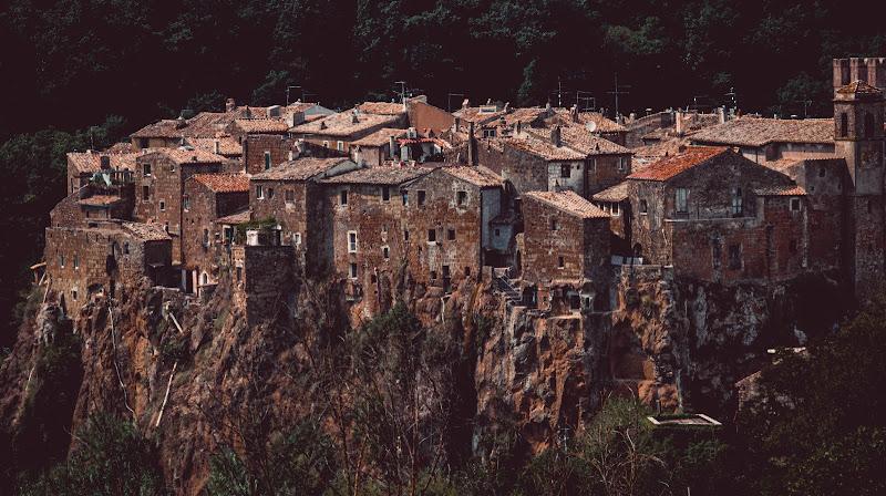 Calcata di Massimiliano zompi