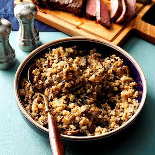Mushroom Wild Rice.