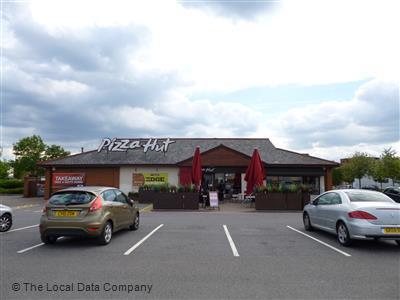 Pizza Hut On Browells Lane Restaurant Pizzeria In