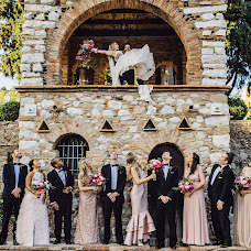 Wedding photographer Gianmarco Vetrano (gianmarcovetran). Photo of 10.09.2018