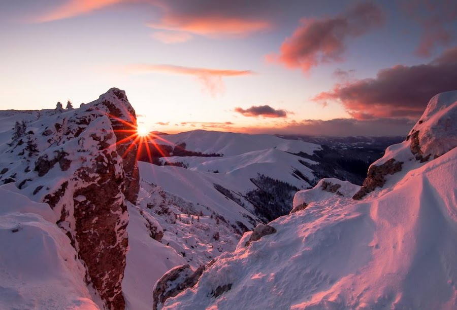 © Vlad Popescu www.vladpopescu.net by Vlad Popescu - Landscapes Mountains & Hills