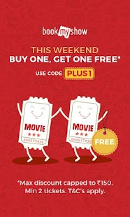 BookMyShow–Movie Tickets,Plays- screenshot thumbnail