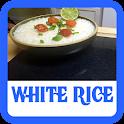 White Rice Recipes Full icon