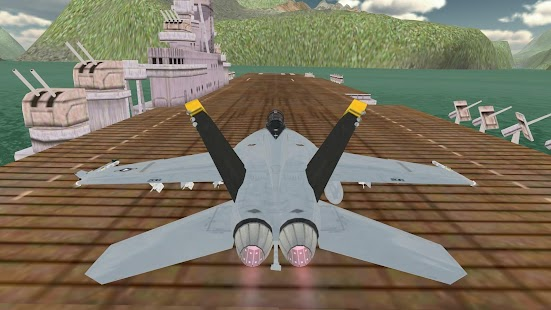Airplane Carrier Fighter Jet- screenshot thumbnail