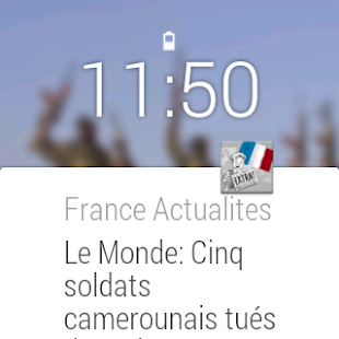 France Actualités- screenshot thumbnail