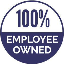 100% Employee-Owned