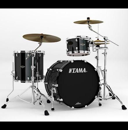 Tama Starclassic Walnut/Birch - WBS32RZS-PBK - Piano Black