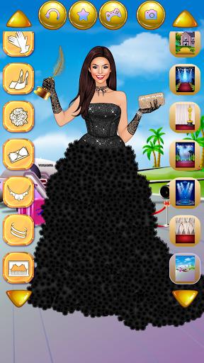 Actress Dress Up - Fashion Celebrity apktram screenshots 19