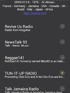Jamaica FM Radio Free - náhled