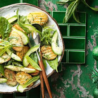 Potato, Cucumber And Avocado Salad
