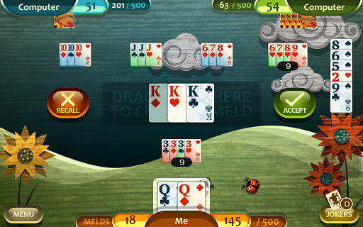 Rummy 500 1.12.1 screenshots 14