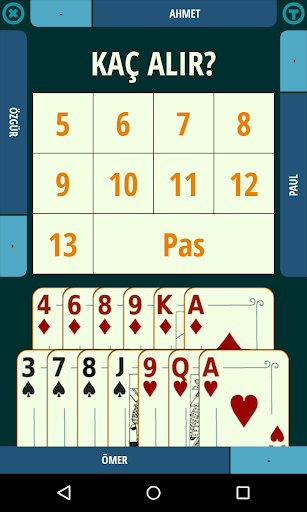 【免費紙牌App】İhaleli Batak (İnternetsiz)-APP點子