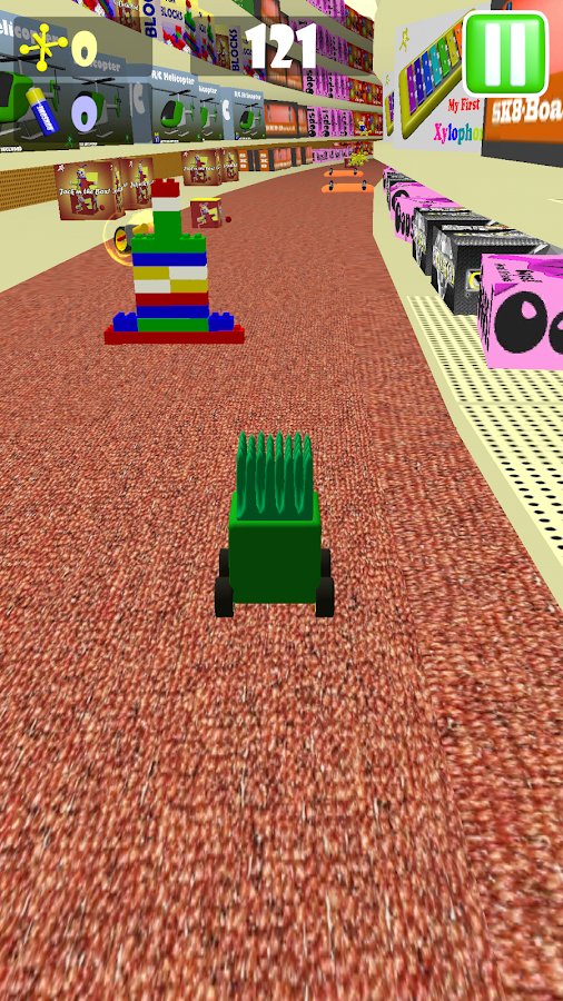 Spike! Toy Store Game For Kids- screenshot