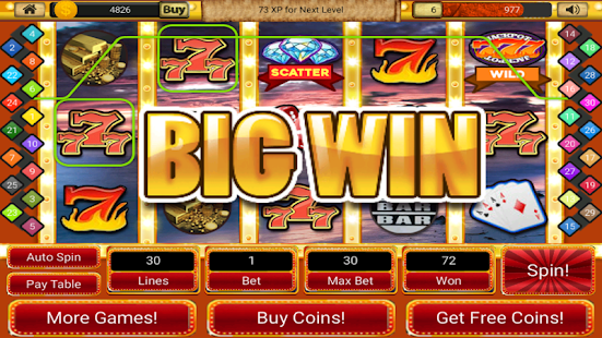 Big 777 Casino Slot Machines