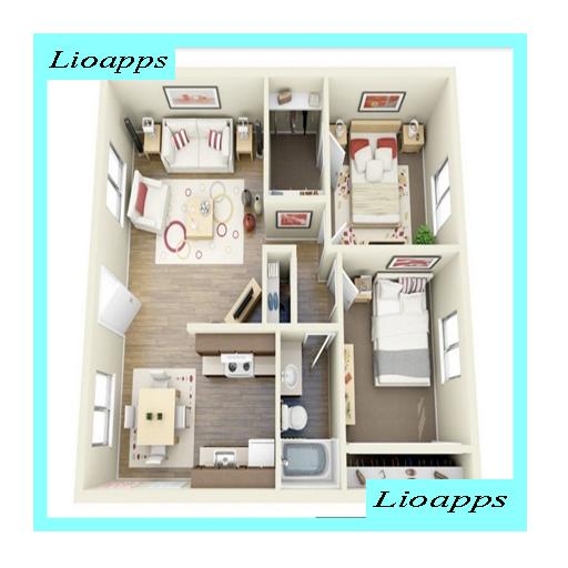 極簡家地板設計 遊戲 App LOGO-硬是要APP