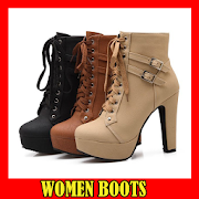 Women Boots Designs icon