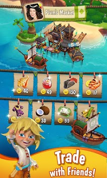 Paradise Bay APK screenshot thumbnail 3