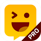 Emoji Keyboard,Cool Fonts,Swype,Theme-Facemoji Pro