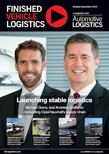 Automotive Logistics inc FVL- screenshot thumbnail