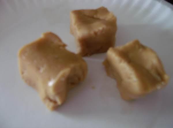 2 E-z Peanut Butter Fudge