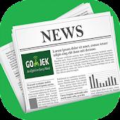 Berita GO-JEK APK for Bluestacks