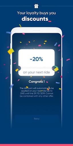 Kapten - Fast & affordable ride-hailing 3.84.3 screenshots 5