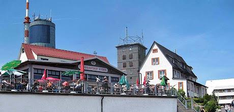 Photo: Großer Inselsberg.