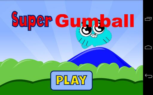 Super gum run ball