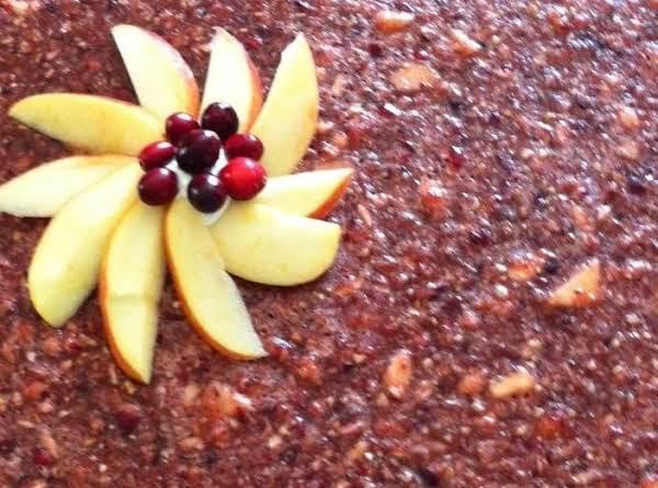 Black Cherry Cranberry Salad