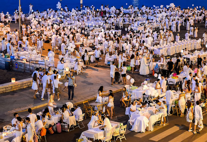 White Party Time di Diana Cimino Cocco