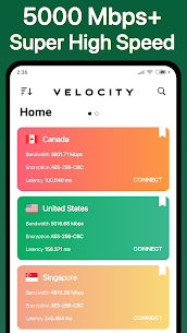 Velocity VPN For Pc | Download Pro Version Windows 7, 8, 10 And Mac 7