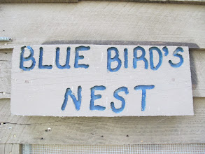 Photo: The Blue Bird's Nest was originally a cabin for girls in Camp Fire USA's Blue Bird Program.