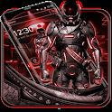 Tech Robot Man Theme icon