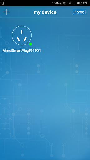 Atmel Smart Plug