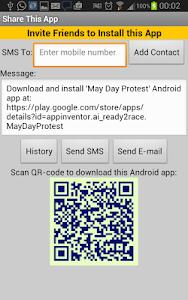 May Day Protest screenshot 4