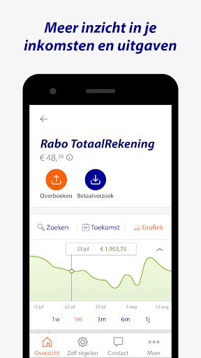 Rabo Bankieren screenshot 1