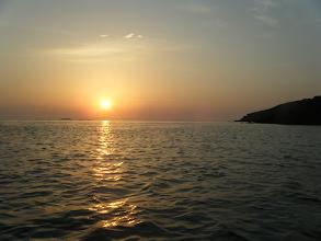 Photo: 12. Sunset over North Bishop