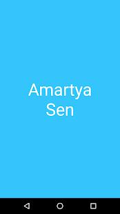 Amartya Sen for PC-Windows 7,8,10 and Mac apk screenshot 1