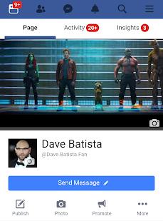 Dave (Bautista) Batista - náhled