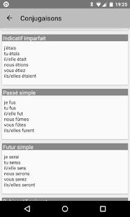 French Dictionary - Offline - screenshot thumbnail