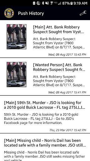 Jax Sheriff (FL) screenshot 3