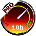 Battery & Memory Status Pro icon