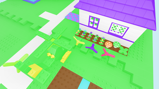Colorful 3D filehippodl screenshot 5
