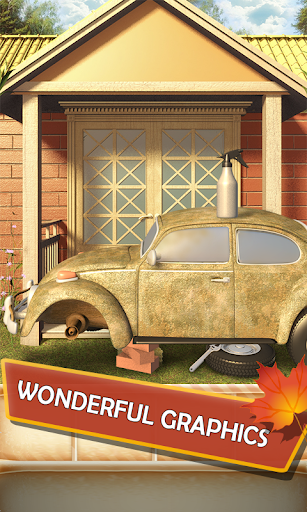 100 Doors Seasons 2 - Puzzle Games apkpoly screenshots 2
