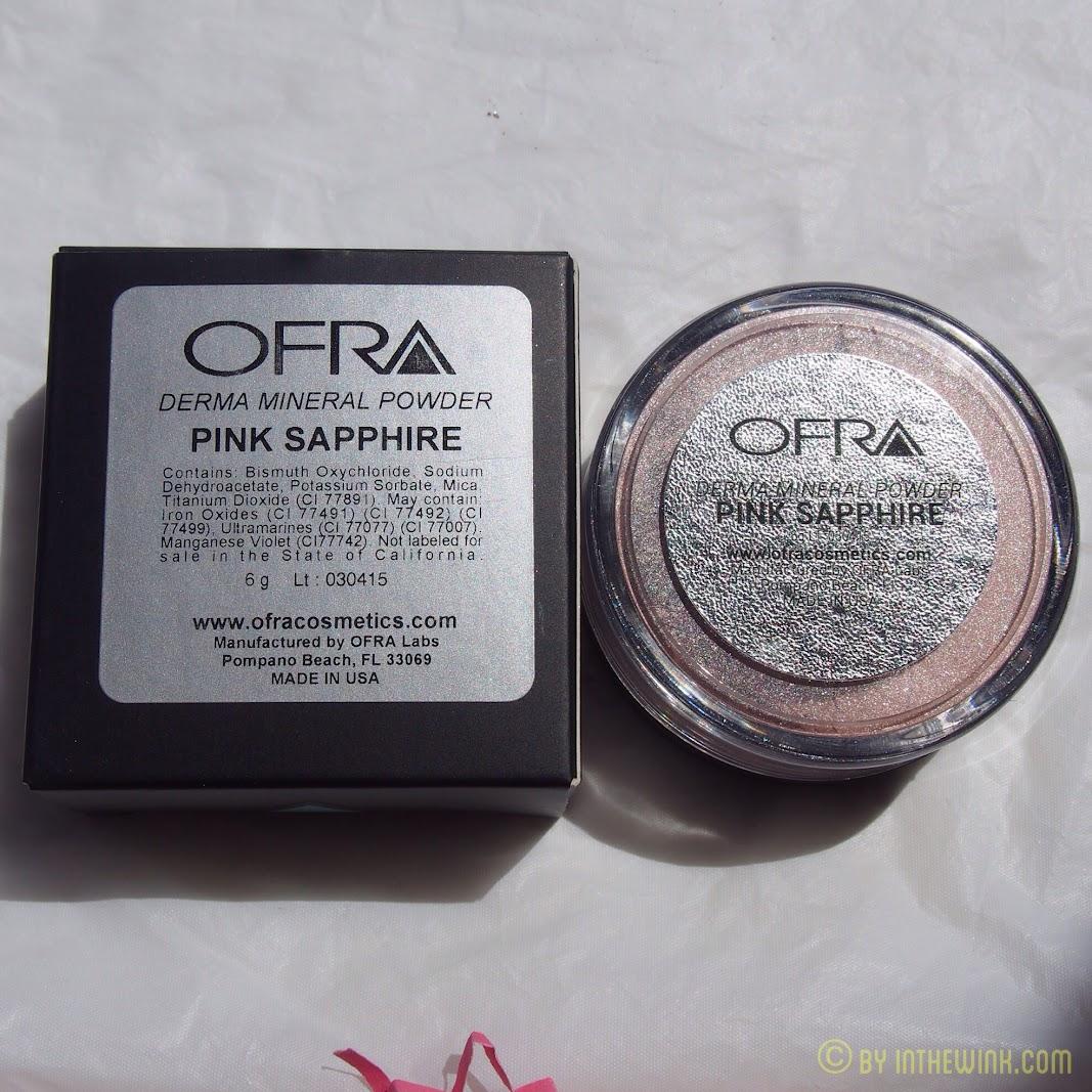 OFRA Derma Mineral Powder in Pink Sapphire