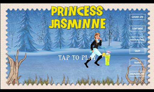 公主Jasminne